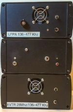 136 kHz transverter