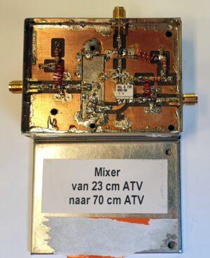 ATV mixer