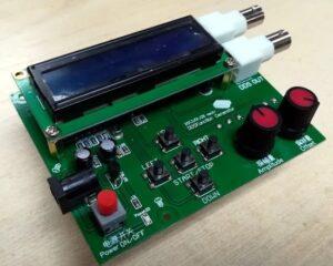 DDS functiegenerator
