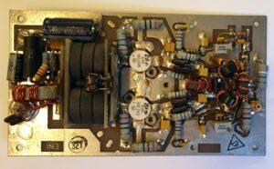 HF versterker met MRF150