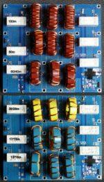 HF lowpassfilter high power