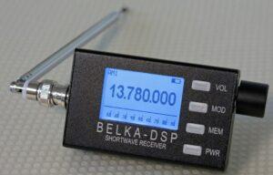 Belka DSP ontvanger