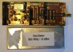 oscillator 960 MHz/-5 dBm